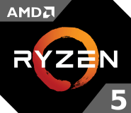 AMD Ryzen 5 1400X
