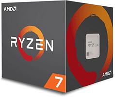 AMD Ryzen 7 2700 vs AMD Ryzen 7 1700