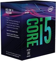 Intel Core i5-8400 vs Intel Core i7-6700K