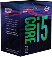 Intel Core i7-8700K vs Intel Core i5-8600K