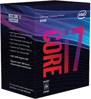 Intel Core i5-9600K vs Intel Core i7-8700K