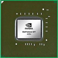 GeForce 620M
