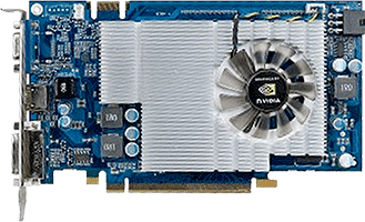 GeForce 9600 GS OEM
