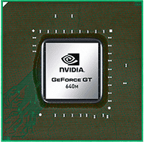 GeForce GT 640M
