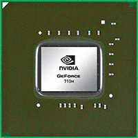 GeForce GT 710M
