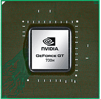 GeForce GT 730M