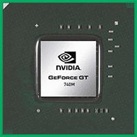 GeForce GT 740A