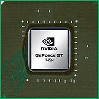 GeForce GT 745A
