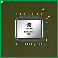 GeForce GT 820M