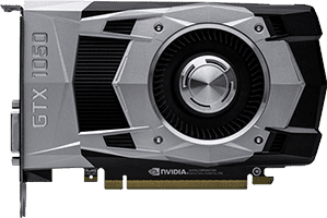GeForce GTX 1050 Ti