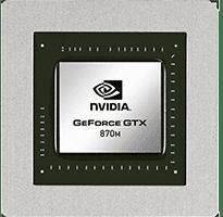 GeForce GTX 870M