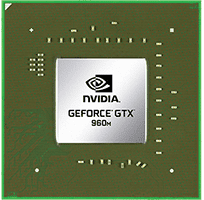 GeForce GTX 960M