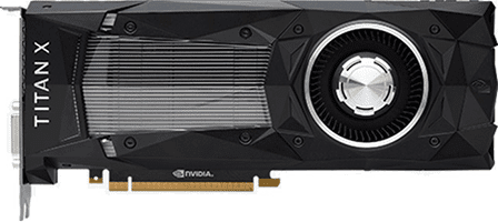 Geforce GTX TITAN Xp