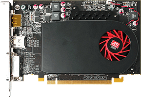 Radeon HD 5670 640SP Edition