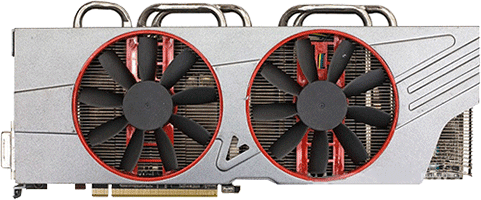 Radeon HD 6850 X2