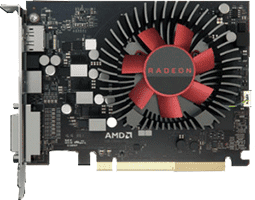 Radeon RX 460 vs Radeon HD 7770 GHz Edition