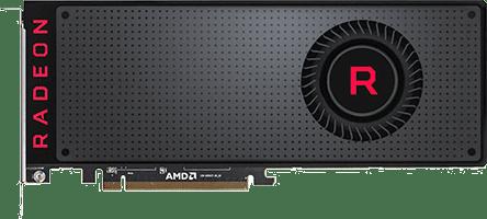 Radeon RX Vega 64 vs GeForce GTX 1070